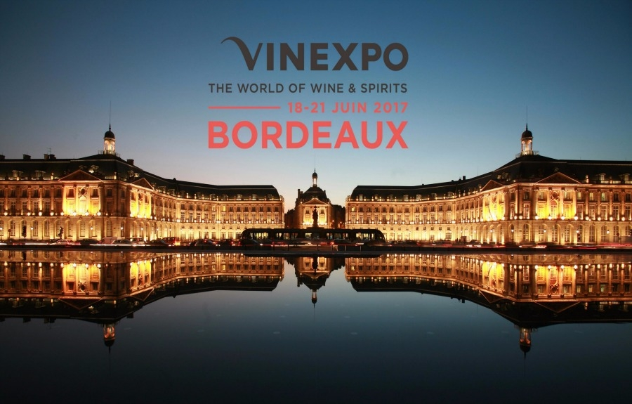 VINEXPO 2017 – ENREGISTREMENT