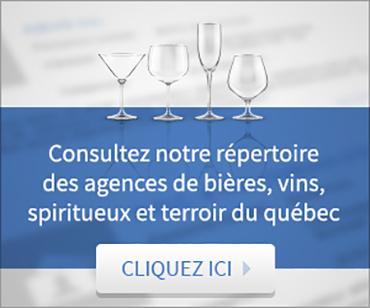 Agences de vins du Québec