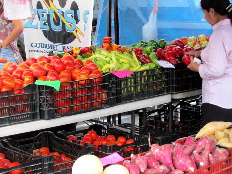 roger charlottesville city market legumes