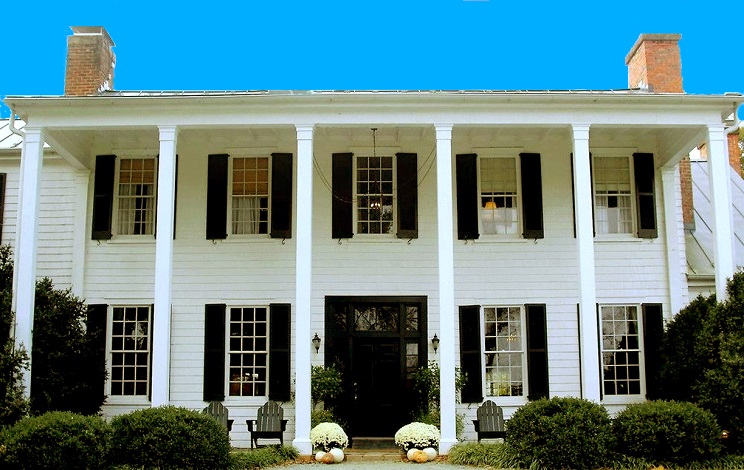 roger charlottesville facade