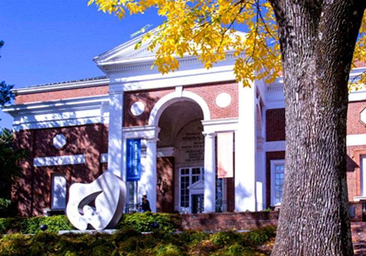 roger charlottesville fralin museum