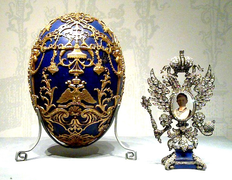 roger richmond faberge