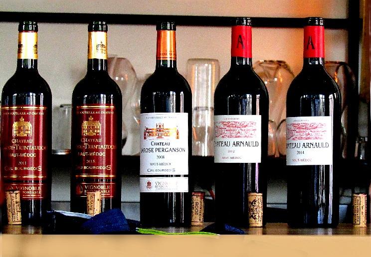 roger vins chateau larose