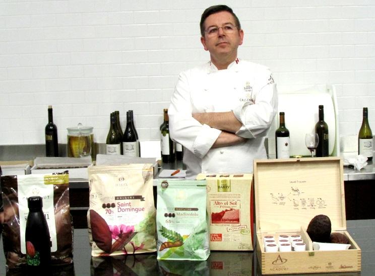 roger vins chocolat philippe vancayseele