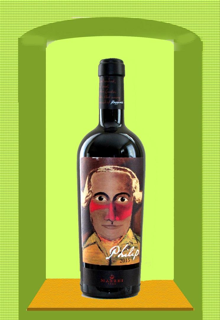 roger philip mazzei vin