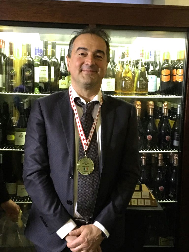 sandro bottega riedell award