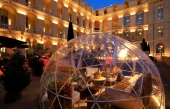 L'InterContinental Marseille - Hôtel-Dieu lance son bar à bulles