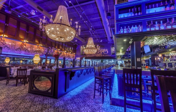 Le restaurant Thursday's de Fort Lauderdale