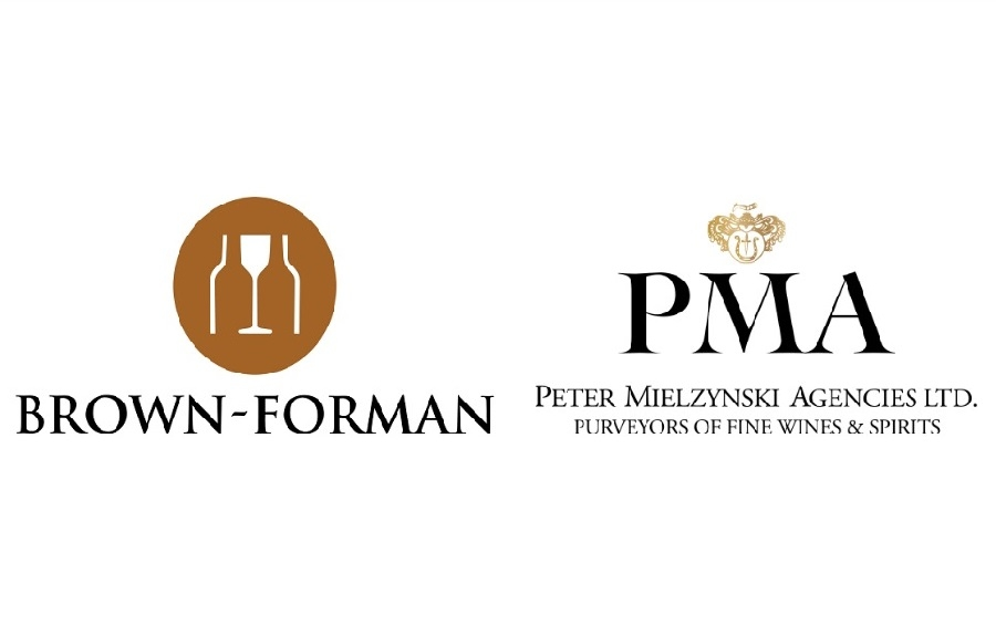 Brown-Forman signe une entente exclusive avec PMA Canada