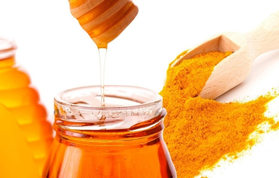 miel curcuma l 39 antibiotique naturel le plus puissant. Black Bedroom Furniture Sets. Home Design Ideas