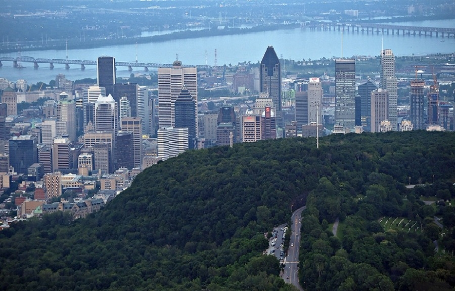 Interdiction de transiter sur le mont Royal dès ce printemps