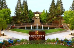 Justin Seidenfeld nous parle de Rodney Strong Vineyards
