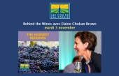 Behind the Wines avec Elaine Chukan Brown