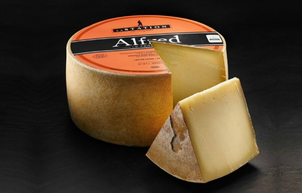 Alfred Le Fermier Grand Cru primé Meilleur fromage canadien au World Cheese Awards 2018/2019